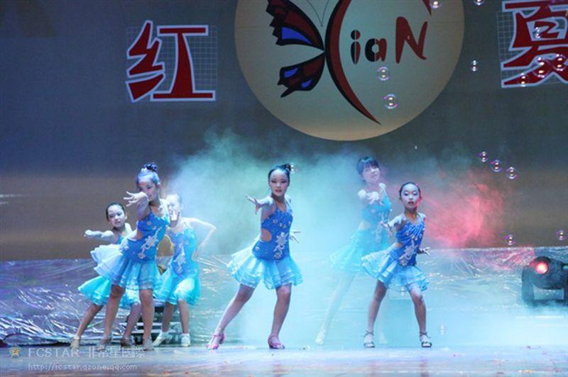 少儿拉丁服装系列2 深圳市夏天文化体育发展有限公司
